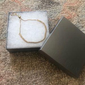 Nordstrom Gold Bracelet NIB
